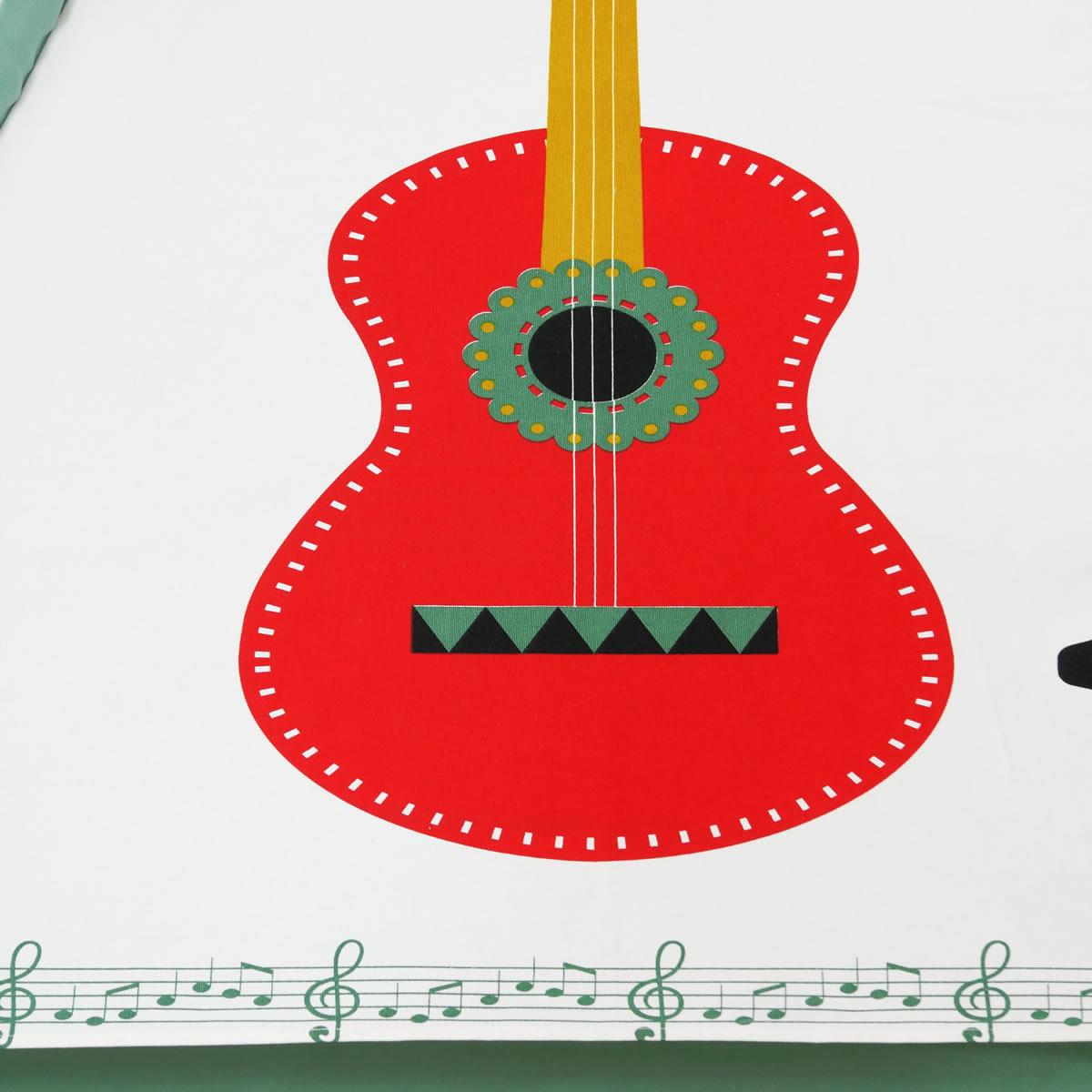 Détail Guitare